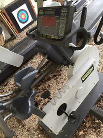 Technogym BikeRace HC600 - Upright Exercice Bike