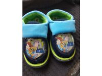 Toy story slippers