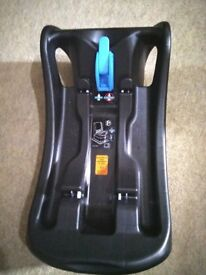Joie seat belt base excellent condition for Juva or Gemini