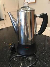 Scott's of Stow coffee percolator RRP £68