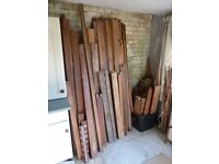 Planed Mahogany Timber for Sale