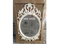 Ikea Ung Drill White Frame Brand New