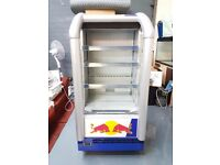 RED BULL OPEN DISPLAY FRIDGE/CHILLER SHOP/BAR/RESTAURANT/DOMESTIC/COMMERCIAL