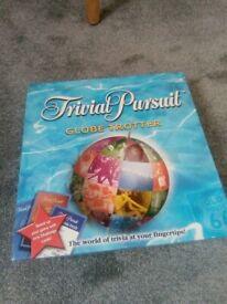 Trivial pursuit Globetrotter