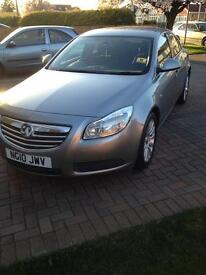 Vauxhall Insignia Diesel 2010 Full Service History