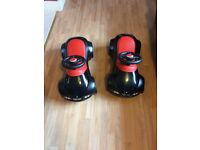 BMW Baby Racer Ride on Push Toy Car Black and Red