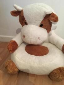 Cow children's chair