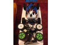 Rc 1/8 nitro buggy for sale