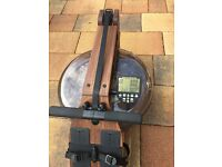 Water rower Classic, walnut - Brand New
