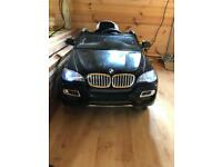12v Electric BMW X6 toy car - toddlers