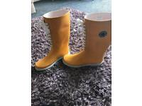 Ladies regatta wellies