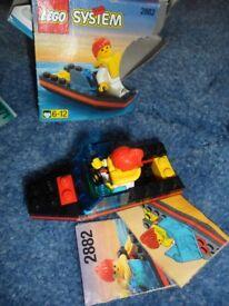 LEGO BUNDLE (x 2 sets), Excellent Con, Original Complete Sets with Instructions