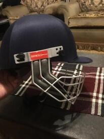 Gray Nichols cricket helmet