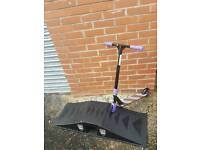 blazer pro scooter & shaun white supply co ramps lot RRP NOT FAR OFF £200
