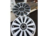 Wheel rims 18 inch set of 4 £275