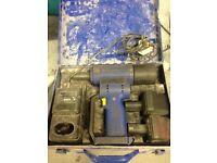 Gesipa cordless rivet gun good condition regular service 2 batteries showing excellent charge