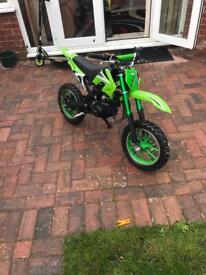 Kids motorbike Orion scrambler