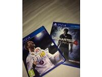 Fifa 18+Uncharted 4 Bargain