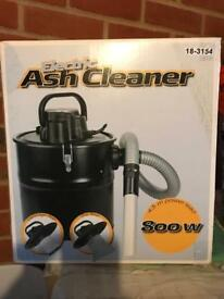 Ash cleaner hoover