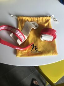 Gymnastic handguards/loops/wrist bands
