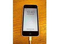 Apple iPhone 5C 8GB (White)