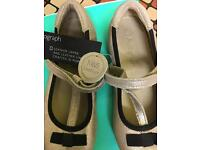 Brand New size 12 toddler girl shoes