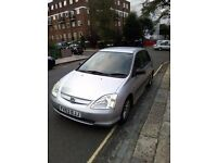 Honda Civic 1.6 VTEC FSH (Majority from Boston Honda) £895 O.N.O - HPI CLEAR - GENUINE MILEAGE