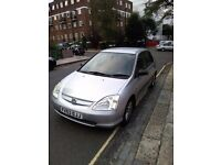 Honda Civic 1.6 VTEC FSH (Majority from Boston Honda) £875 O.N.O - HPI CLEAR - GENUINE MILEAGE