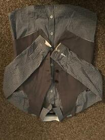 Boys shirt and waistcoat from Zara's age 12