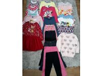 Girls clothes aged 6-7 years