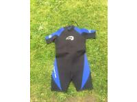Shortie wet suit