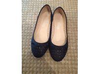 Flat Shoes, Size 7