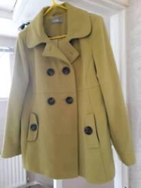 Wallis coat size 18