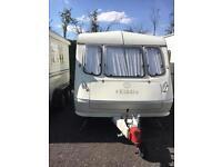 4 berth caravan for sale £950 ono