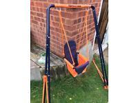 Foldable Hedstrom Toddler Swing