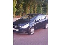 Vauxhall corsa 1.2 5 door club air con