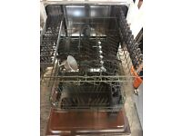 Integrated dishwasher Bosch white 600mm wide