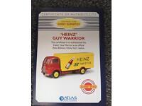 Heinz guy warrior dinky toy lorry