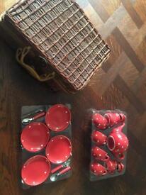Children's China tea set