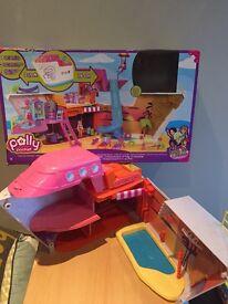 Polly Pocket Cruise Ship