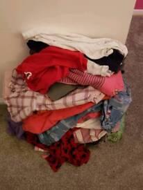 Massive bundle of girls clothes age 4 - 5