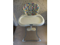 FOR SALE Graco highchair