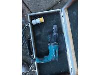 Makita hr2610 110v sds hummer drill