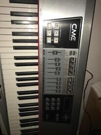 CME UF80v2 88 Key MIDI Controller Keyboard