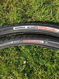 Specialized nimbus bike tyres 26 x 1.5