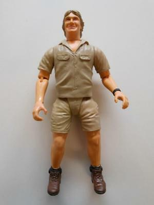 Steve Irwin Doll Collectible Talking Action Figure - The Crocodile Hunter