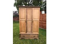 Antique wardrobe free delivery Thursday