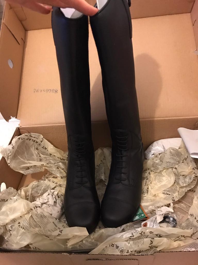 Ariat long boots