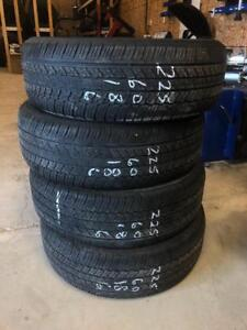 Used tires 225/60 R18