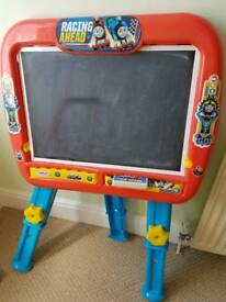 Thomas chalkboard